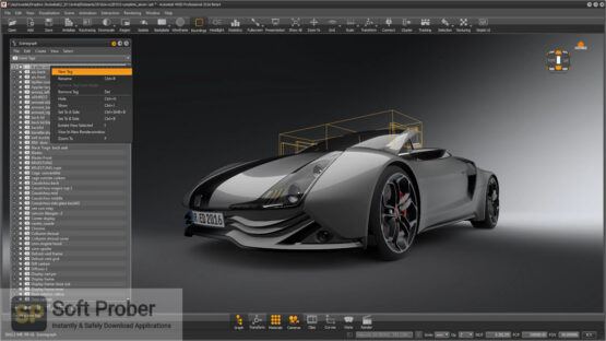 Autodesk VRED Design 2021 Latest Version Download-Softprober.com