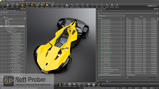 Autodesk VRED Design 2021 Offline Installer Download-Softprober.com