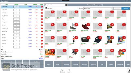 Cash Register Pro 2020 Latest Version Download-Softprober.com