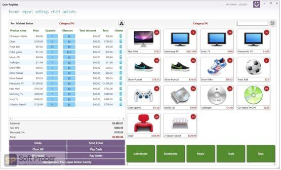 Cash Register Pro 2020 Offline Installer Download-Softprober.com