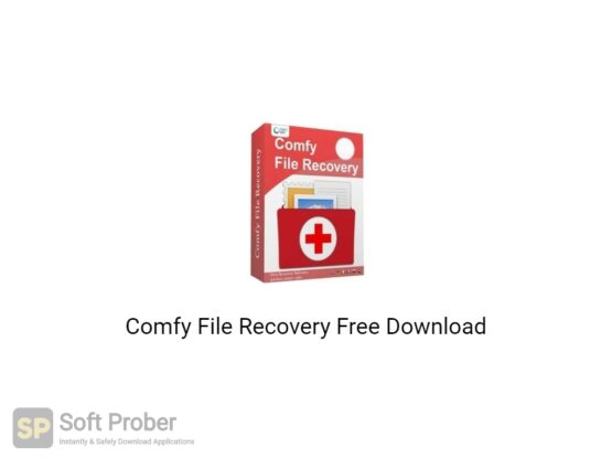 Comfy File Recovery 2020 Free Download-Softprober.com