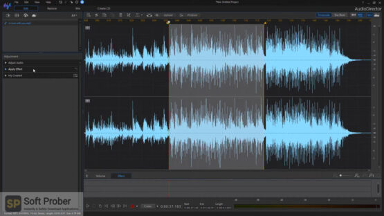 CyberLink AudioDirector 2020 Direct Link Download-Softprober.com