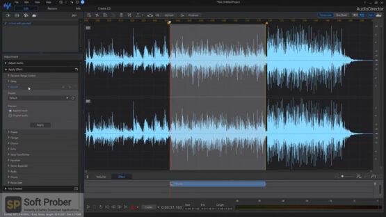 CyberLink AudioDirector 2020 Latest Version Download-Softprober.com