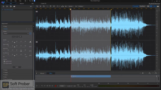 CyberLink AudioDirector 2020 Offline Installer Download-Softprober.com