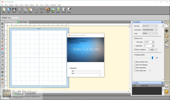 Easy Cut Studio 2020 Offline Installer Download-Softprober.com
