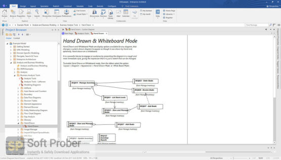 Enterprise Architect 2020 Latest Version Download-Softprober.com