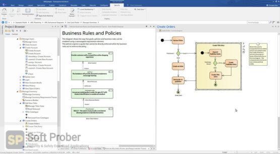 Enterprise Architect 2020 Offline Installer Download-Softprober.com