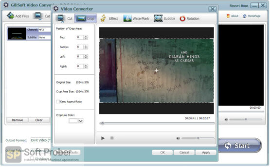 GiliSoft Video Converter 2020 Direct Link Download-Softprober.com