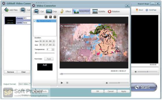 GiliSoft Video Converter 2020 Latest Version Download-Softprober.com