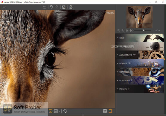 InPixio Photo Maximizer 2020 Direct Link Download-Softprober.com