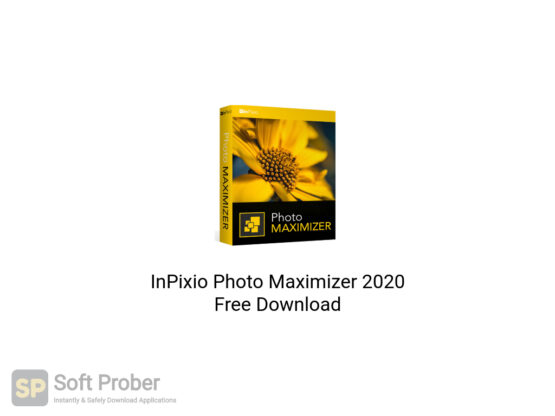 InPixio Photo Maximizer 2020 Free Download-Softprober.com