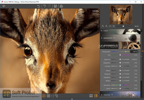 InPixio Photo Maximizer 2020 Latest Version Download-Softprober.com