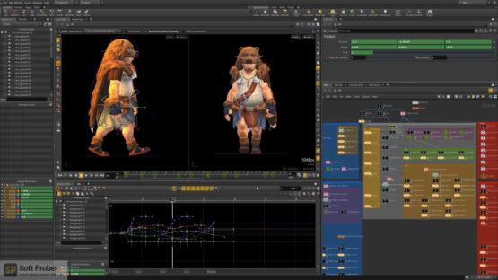 SideFX Houdini 2020 Direct Link Download-Softprober.com