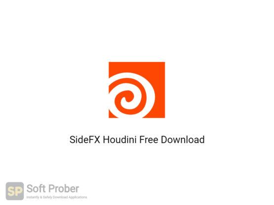 SideFX Houdini 2020 Free Download-Softprober.com