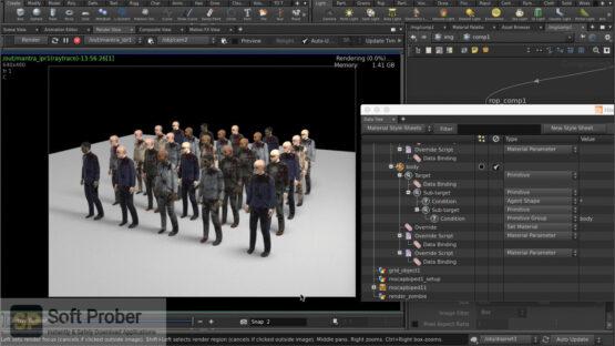 SideFX Houdini 2020 Latest Version Download-Softprober.com