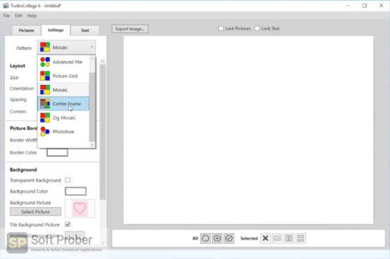 TurboCollage 2020 Offline Installer Download-Softprober.com