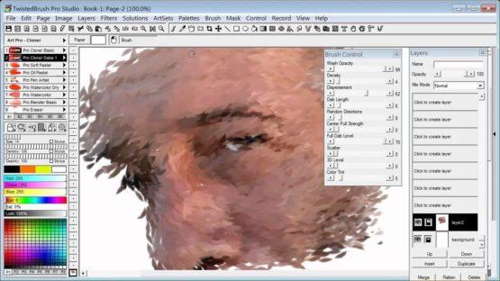 TwistedBrush Pro Studio 2020 Direct Link Download