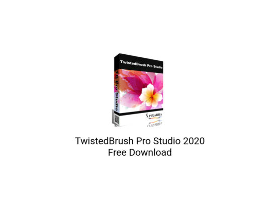 TwistedBrush Pro Studio 2020 Free Download