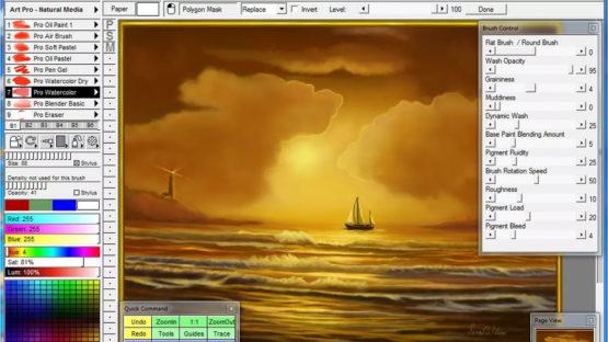 TwistedBrush Pro Studio 2020 Offline Installer Download