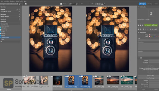Zoner Photo Studio X 2020 Latest Version Download-Softprober.com