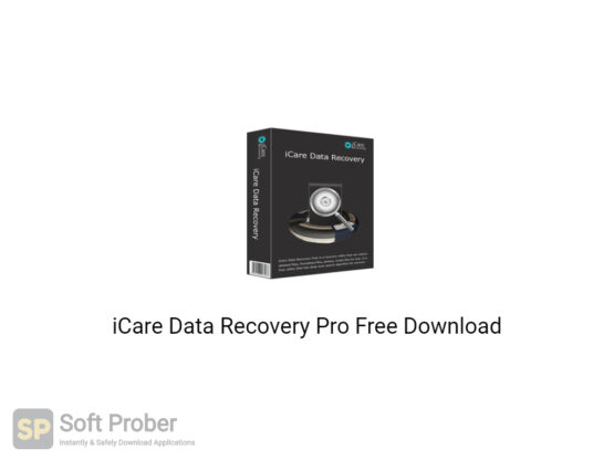 iCare Data Recovery Pro 2020 Free Download-Softprober.com