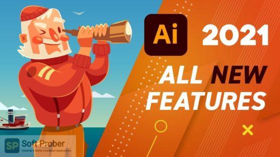 Adobe Illustrator CC 2021 Latest Version Download-Softprober.com