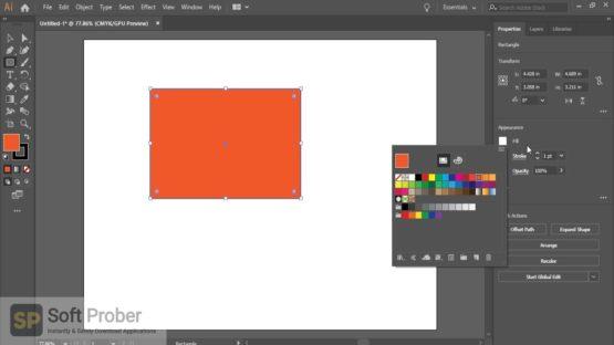 Adobe Illustrator CC 2021 Offline Installer Download-Softprober.com