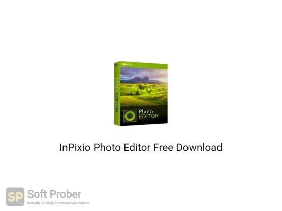 InPixio Photo Editor 2021 Free Download-Softprober.com