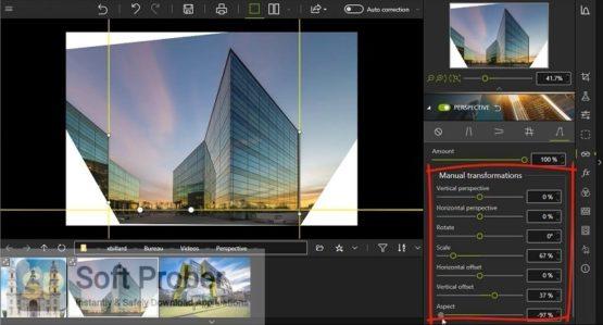 InPixio Photo Editor 2021 Offline Installer Download-Softprober.com