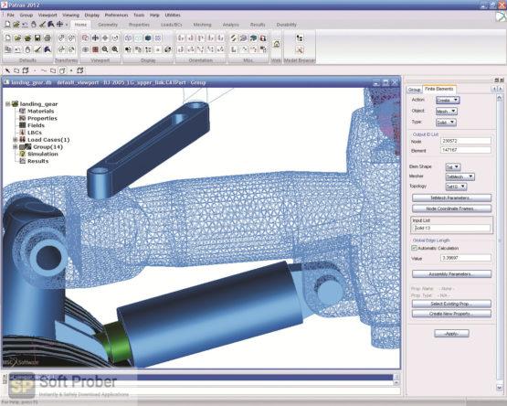 MSC Patran 2020 Latest Version Download-Softprober.com