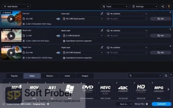 Movavi Video Converter 2021 Latest Version Download-Softprober.com