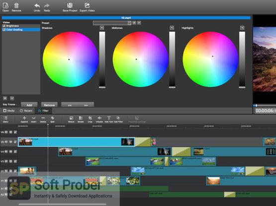 MovieMator Video Editor 2020 Direct Link Download-Softprober.com