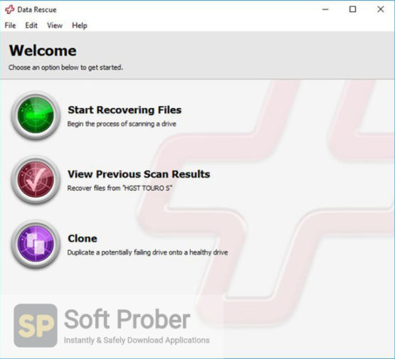 Prosoft Data Rescue 2021 Direct Link Download-Softprober.com