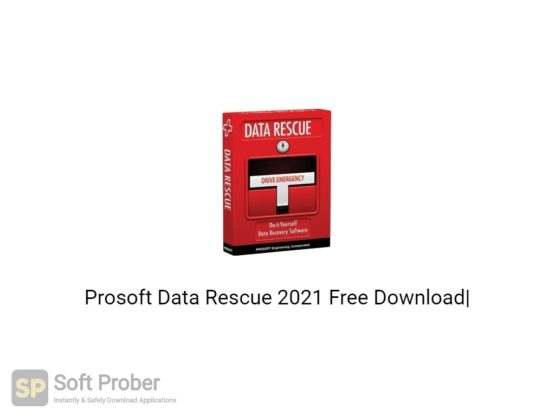 Prosoft Data Rescue 2021 Free Download-Softprober.com