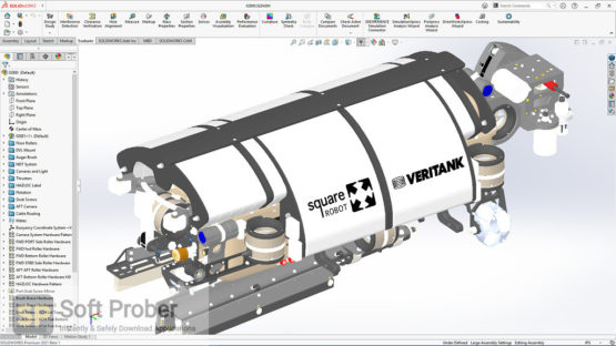 SolidWorks 2021 Latest Version Download-Softprober.com