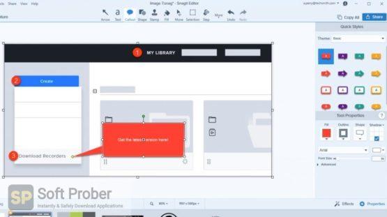 TechSmith Snagit 2021 Offline Installer Download-Softprober.com