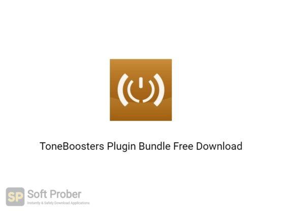 ToneBoosters Plugin Bundle 2020 Free Download-Softprober.com