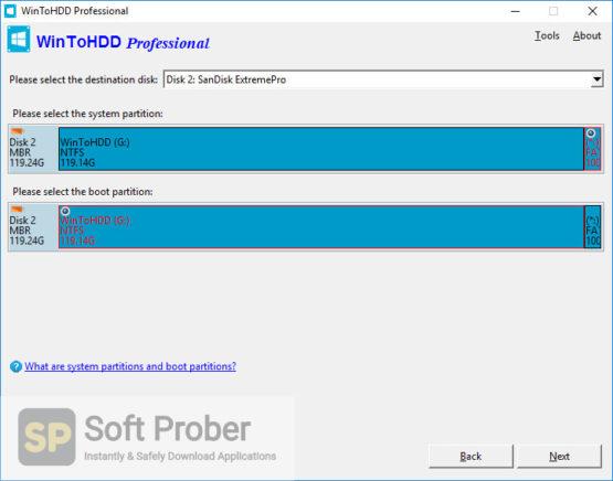 WinToHDD 2021 Offline Installer Download-Softprober.com