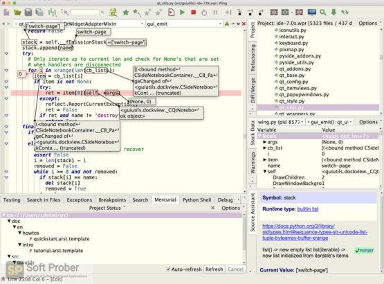 Wing IDE Pro 2021 Latest Version Download-Softprober.com
