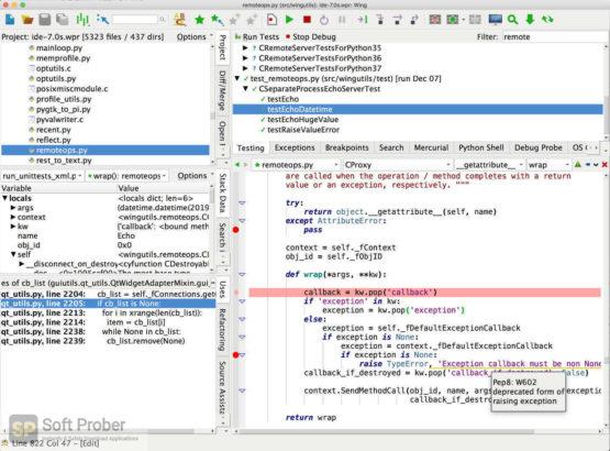 Wing IDE Pro 2021 Offline Installer Download-Softprober.com
