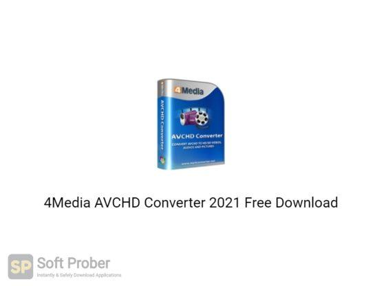 4Media AVCHD Converter 2021 Free Download-Softprober.com