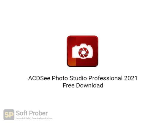 ACDSee Photo Studio Professional 2021 Free Download-Softprober.com