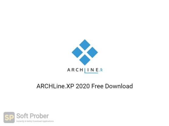ARCHLine.XP 2020 Free Download-Softprober.com