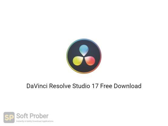 DaVinci Resolve Studio 17 2021 Free Download-Softprober.com