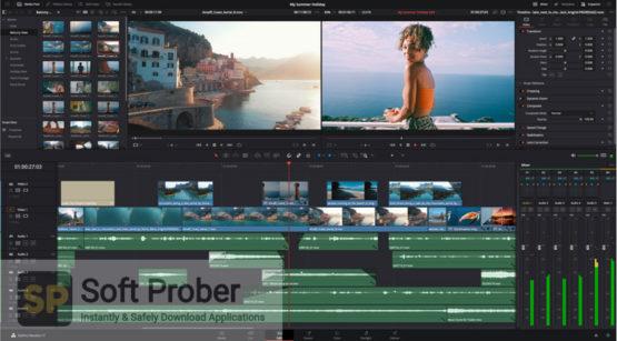 DaVinci Resolve Studio 17 2021 Offline Installer Download-Softprober.com