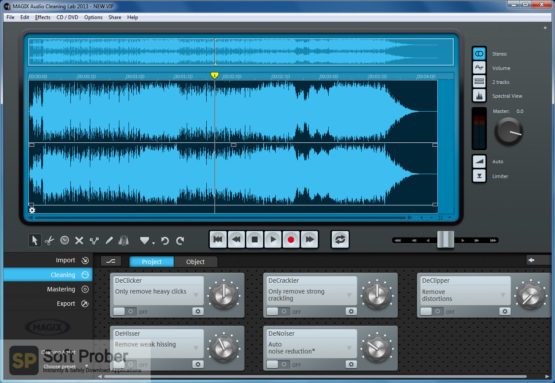 MAGIX Audio Cleaning Lab 2021 Direct Link Download-Softprober.com