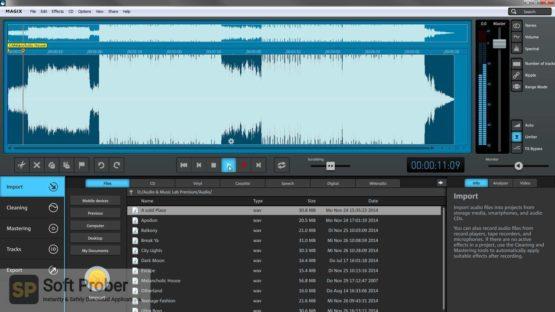 MAGIX Audio Cleaning Lab 2021 Latest Version Download-Softprober.com