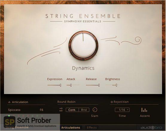 Native Instruments SYMPHONY ESSENTIALS STRING ENSEMBLE Direct Link Download-Softprober.com