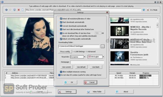 TubeDigger 2021 Direct Link Download-Softprober.com