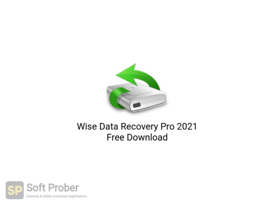 Wise Data Recovery Pro 2021 Free Download-Softprober.com